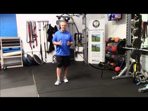 Workout #4: Added Resistance to Your Golf Fitness Strength Training
