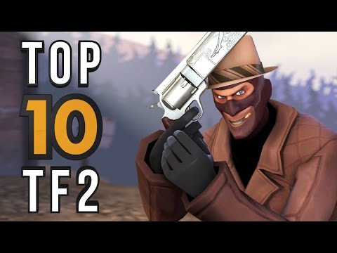 Top 10 TF2 Plays - February 2016