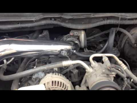 2004 Dodge Ram 1500 Hemi >> 2004 Dodge Ram 1500 Hemi Cold Air Intake - YouTube