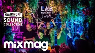 SXM Festival : THUGFUCKER / CHAIM / VANJEE / NADAV VEE B2B in The Lab NYC
