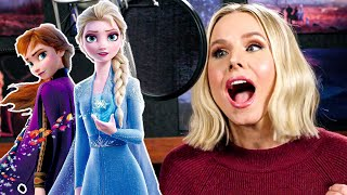 FROZEN 2 Behind the Scenes - Clips, Songs, Outtakes & Funny Bloopers (2019)