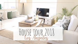HOUSE TOUR 2018 ♡ nuestro APARTAMENTO en LOS ANGELES | Rebeca Chamorro