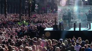 President Obama Addresses the Irish People