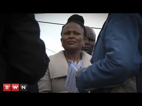 Public Protector visits Masiphumelele after residents lay complaint about living conditions