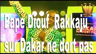 PAPE DIOUF- Rakkaaju sur le plateau Dakar Ne Dort Pas
