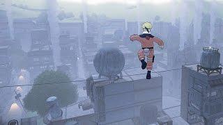 Naruto The Broken Bond Destroyed Hidden Leaf Village Free Roam & Naruto Battles
