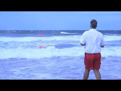 County Lifeguards Testing Robotic Lifesaving Device EMILY