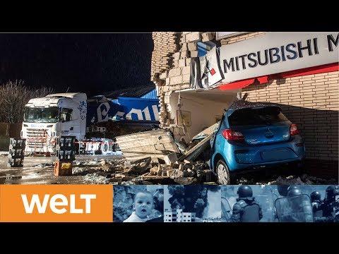 Schadensbilanz in Deutschland: So zerstörerisch war Orkan Friederike
