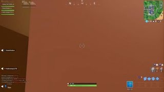 Fortnite Texture Glitch ... Help!