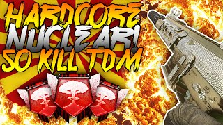 HARDCORE NUCLEAR! - Black Ops 2 PC Nuclear - (Call of Duty: Black Ops 2 Multiplayer)