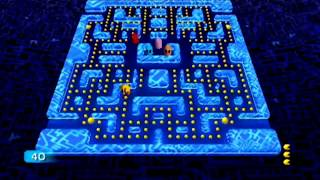 Pac-Man World 3 - All Mazes Playthrough