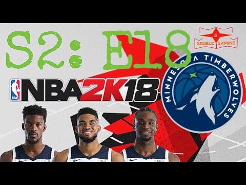 NBA 2k18 MINNESOTA TIMBERWOLVES: NEW YEAR HORRIBLE START!