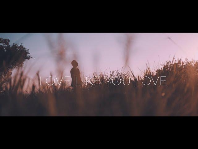 Curt Anderson - Love Like You Love