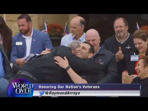 World Over  20180524  Actor and Philanthropist Gary Sinise on Mememorial Day with Raymond Arroyo