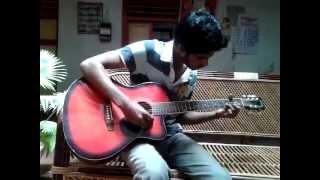nenjukulle- kadal- guitar cover