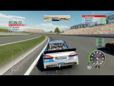 Nascar 14 - DTRL League Race - Indianapolis