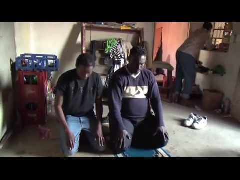 Foreigners being harassed.  Niger. shopkeeper's tale in South Africa
