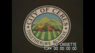 Regular City Council January 11, 2016