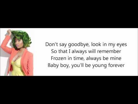 Nicki Minaj - Young Forever (Lyrics Video)