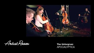 Apocalyptica - The Unforgiven (Live) - Genelec Music Channel