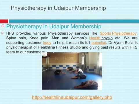 Physiotherapy in Udaipur Membership