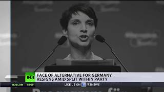 'Alternative' Split: AfD leader Petry resigns amid party rift