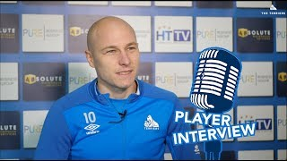 🎙 PLAYER INTERVIEW | Aaron Mooy on being named BWF Player of the Month