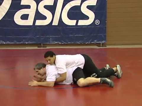 Teach Heavyweight Wrestlers to Get Off their Bellies! - Wrestling 2015 #46