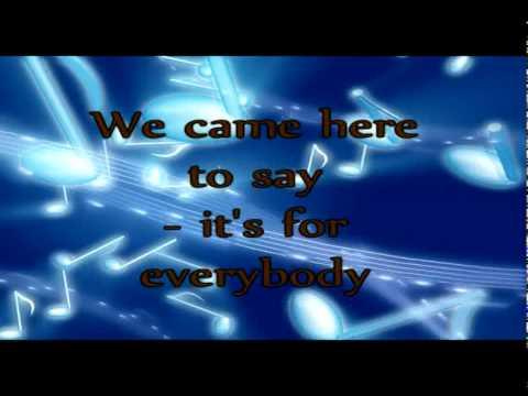 'We've Got The Music' karaoke.mpg