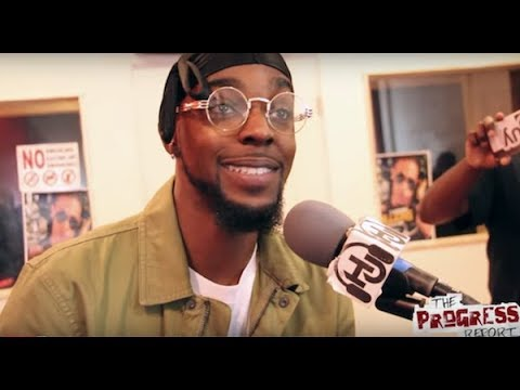 Roscoe Dash Addresses Rumors Of Driving For Lyft & Dealing With Emotional Distress As An Artist