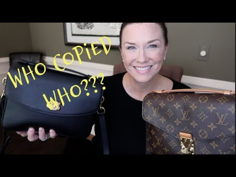 COMPARING THE POCHETTE METIS AND COACH CASSIE