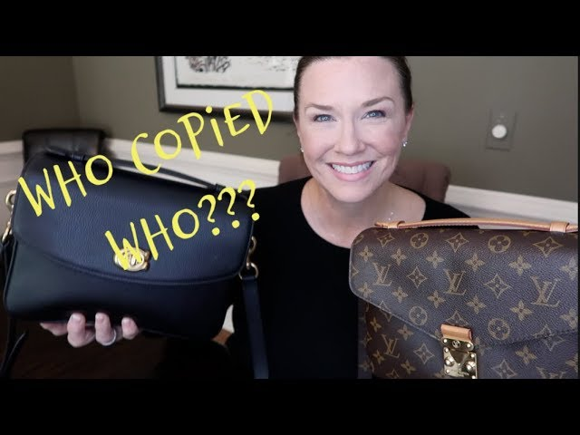 COMPARING THE POCHETTE METIS AND COACH CASSIE - YouTube