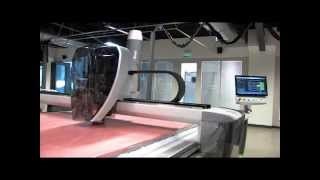 Lectra Vector® cutting solution - See Vector in action