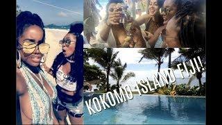 TRAVEL VLOG BUCKET LIST: Kokomo Island Fiji with Smashbox