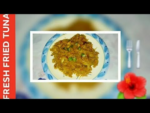 how-to-make-resturant-style-tuna-fish- weight-loose-recipes easy-recipes healthy-recipe