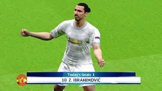 Basel vs Manchester United 0-5 UCL 22 November 2017 Gameplay