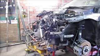 VW Passat Body repair  Ремонт кузова