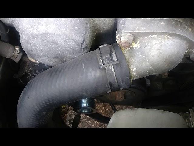 95-00 Lexus LS400 alternator replacement Download video - get video