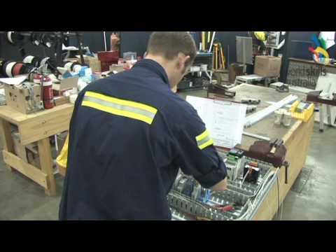 WorldSkills Australia National Competition - Brisbane 2010 - Electrical Control