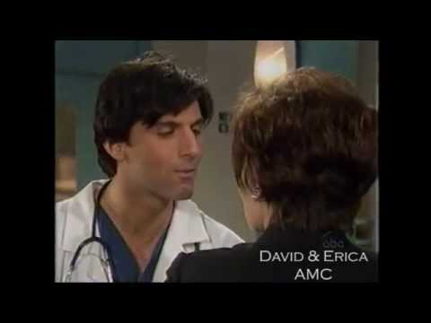 """Do you LOVE David Hayward?"" [David & Erica] December 2, 1999 All My Children"