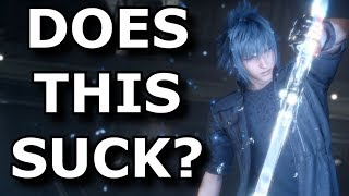 Does Final Fantasy XV Royal Edition Suck? - DLC Pack Review