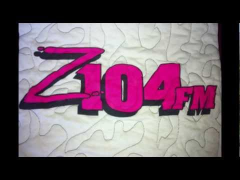 WNVZ Z104 Norfolk - Z Morning Zoo jingles 1986-1992