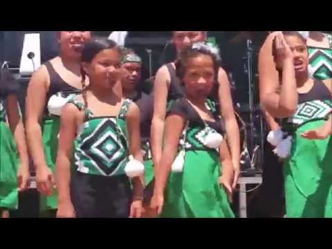 Kaikohe East Primary School (kapahaka group)