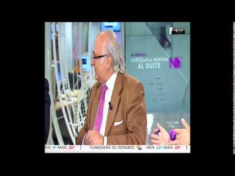 """Museodelapalabra.com Entrevista César Egido Serrano en """"Al Quite"""""""