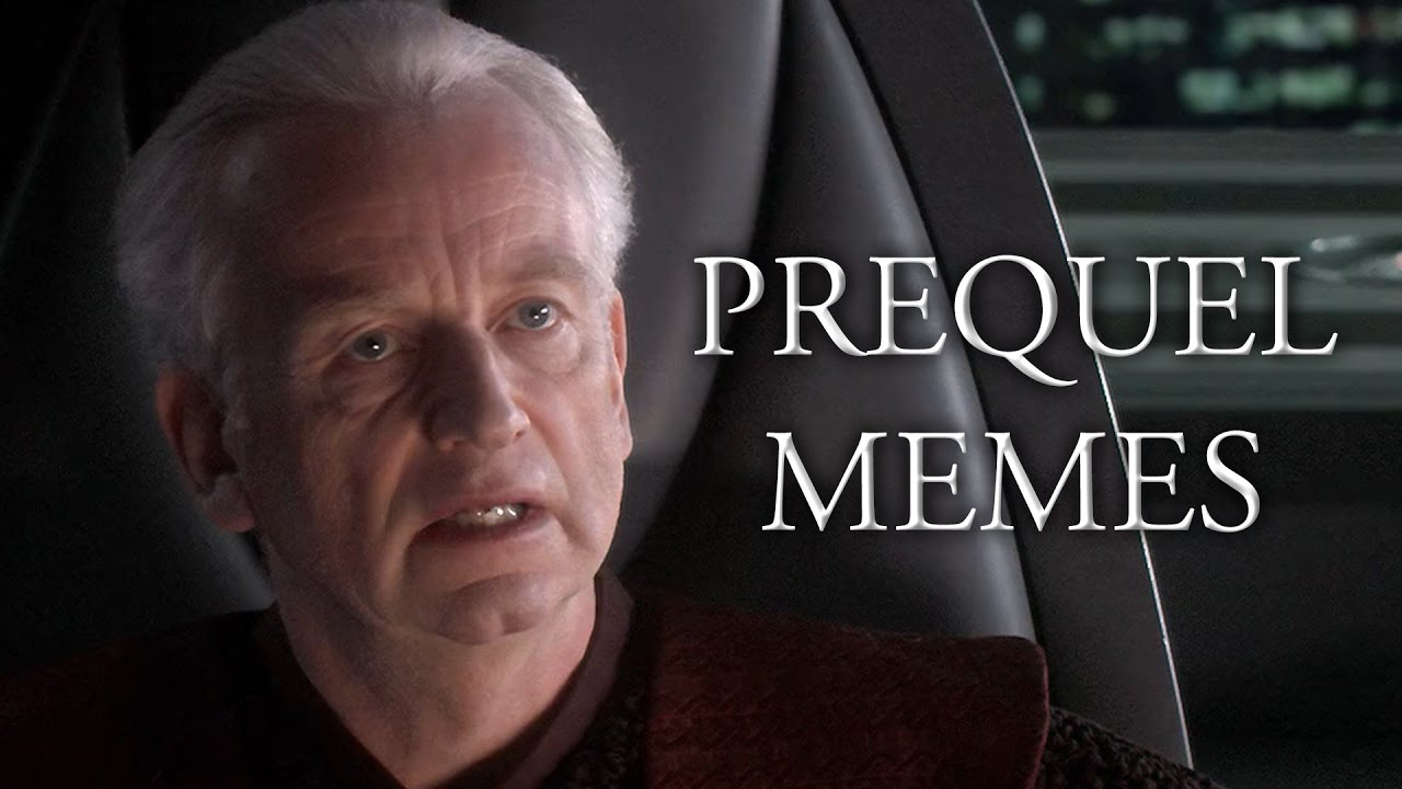 memes prequel origins influence