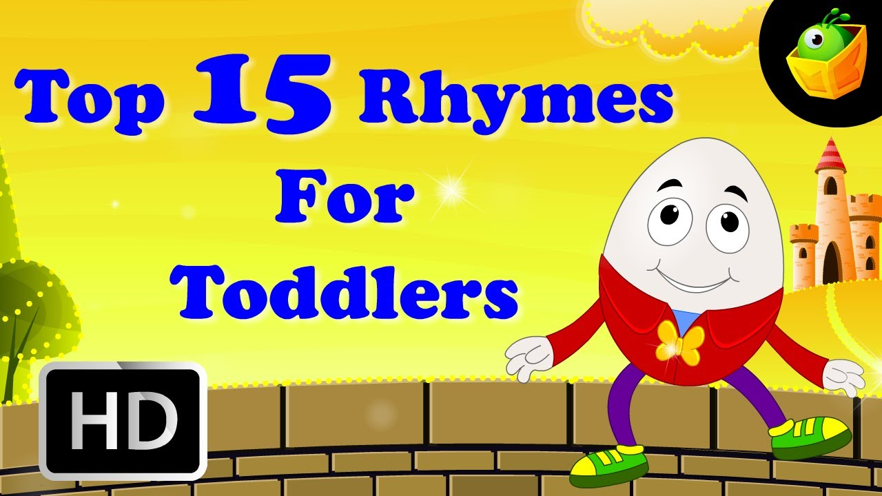 Top 15 Hit Songs For Toddlers Collection Of Cartoon Animated English Nursery Rhymes Kids You