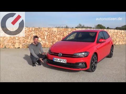 VW Polo GTI 2018 mit 147 kW/200 PS und 6-Gang-DSG Review, Test, Fahrbericht