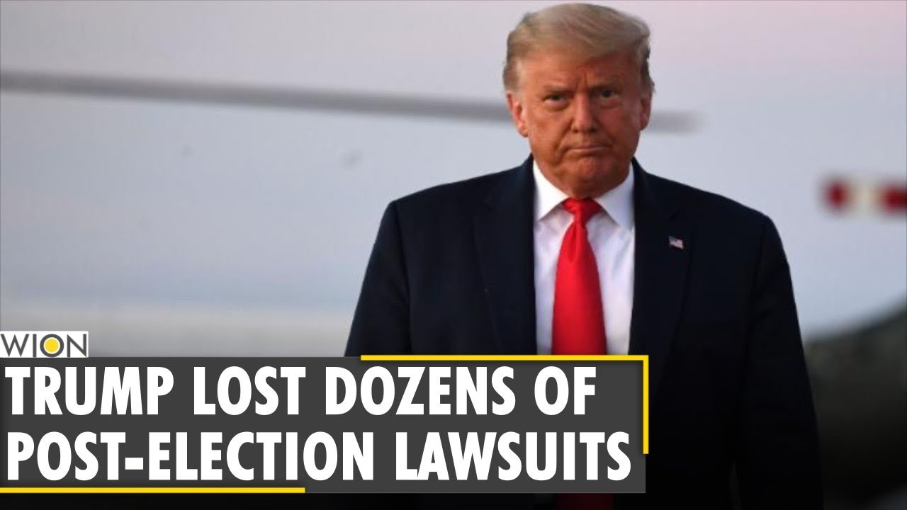US Election 2020: Donald Trump pins his last hope on Texas lawsuit