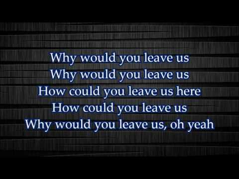 Nf How Could You Leave Us Lyrics Youtube