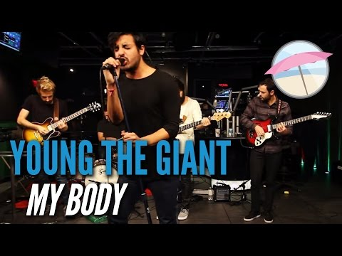 Young The Giant - My Body (Live At The Edge)